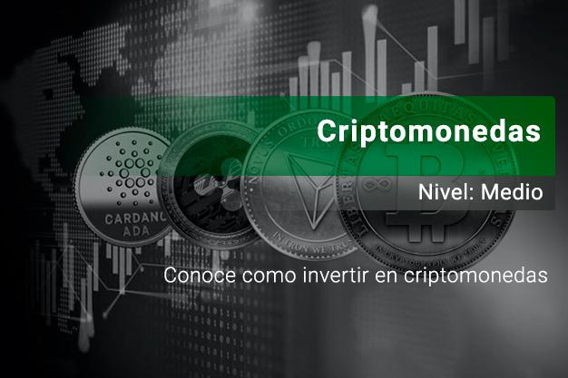 Como invertir en criptomonedas