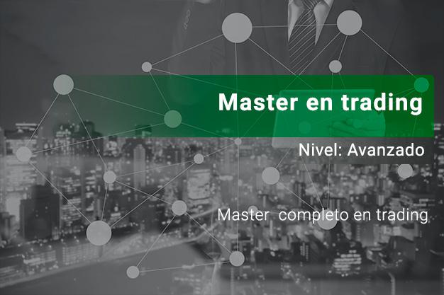 Master en trading